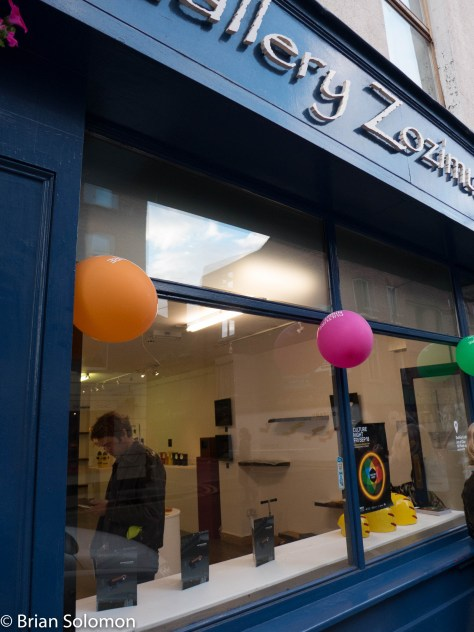 Galery Zozimus, Francis Street.
