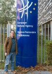 Here I am at the ERA in Valenciennes, France.