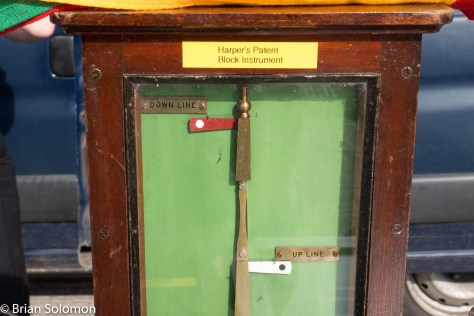Harpers Block instrument.