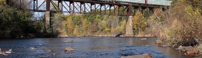 Millers Falls High Bridge—October 2015.