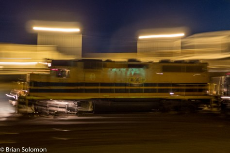 A long pan with a steady hand. This was exposed for more than a second using a Lumix LX7.