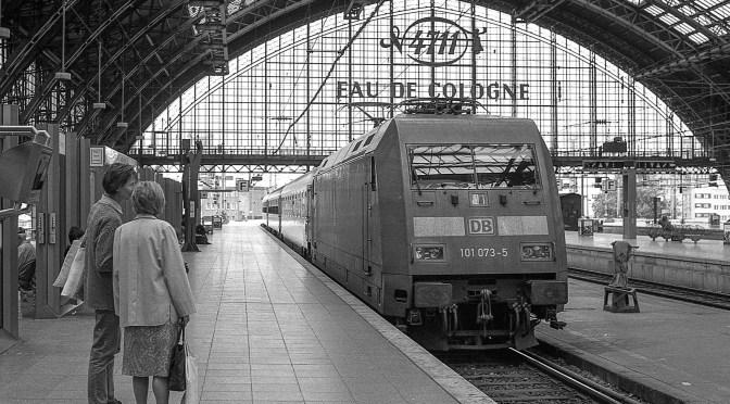 Magnificent Railway Stations: Köln Haubtbahnhof—Part 2