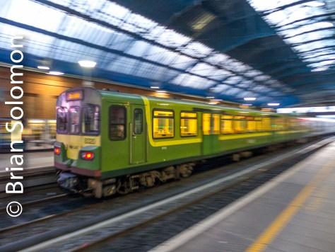 Pearse Station, Dublin (formerly Westland Row).