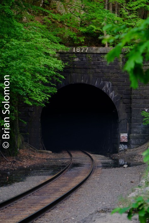 The East Portal of the famed Hoosac Tunnel.