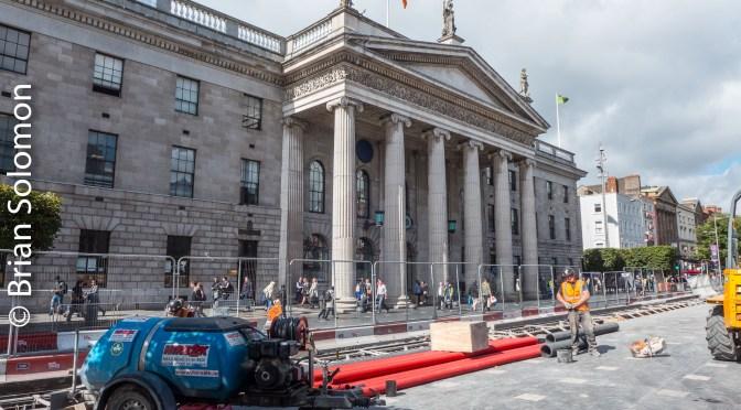 LUAS Cross City update—A Dozen New Views from Dublin's North Side.