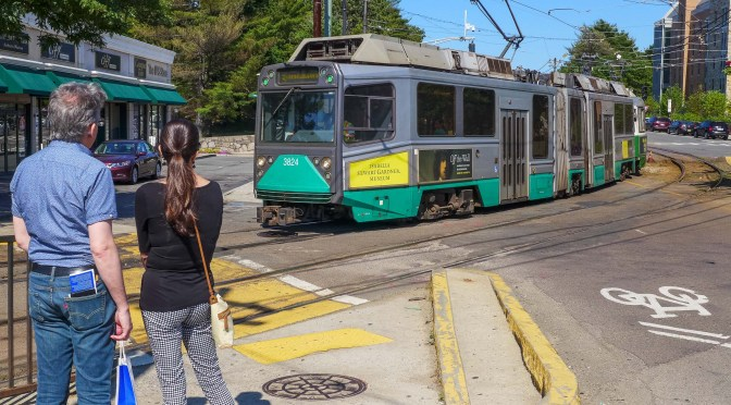 Is this the Slowest Light Rail Line in North America?