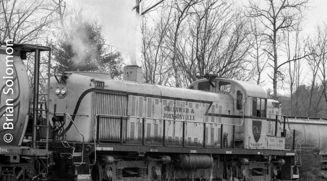 Battenkill Railroad Vignettes.