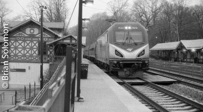 Amtrak Keystone—Retro Style.