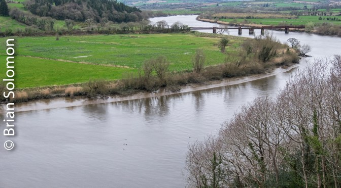 A Forgotten Barrow Bridge—two views.