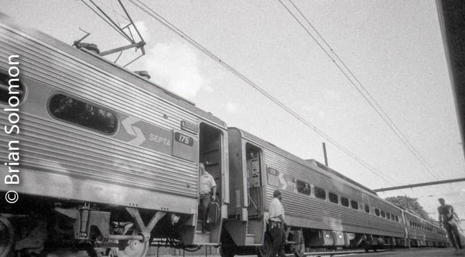 Seven Retro-views on Retropan: West Trenton, New Jersey.