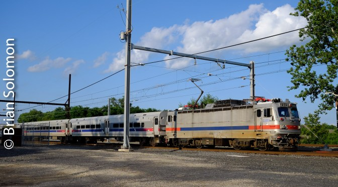 SEPTA's Rare Birds Under Wire.