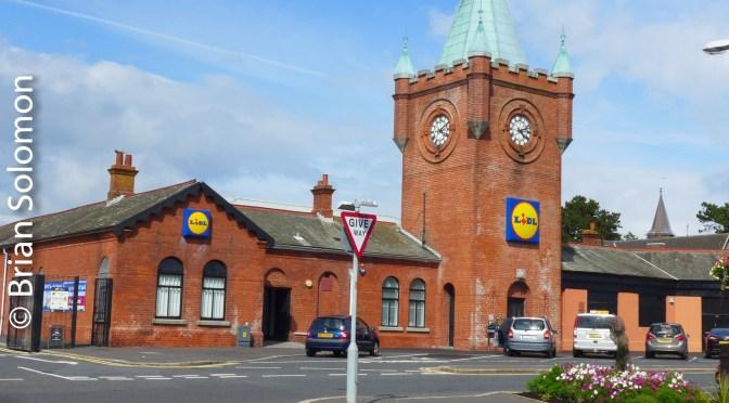 Exploring Repurposed Railway Vestiges in County Down; 8 new photos.