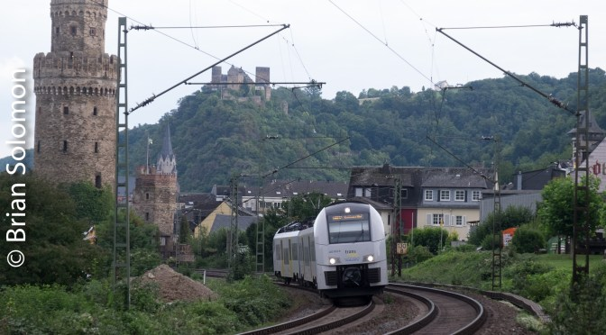 Train with Castle Rejected! German Outtakes Part 2.