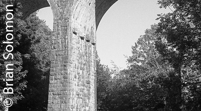 Monochrome Viaduct