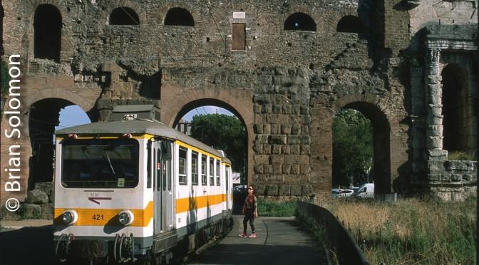 Rome on Film.