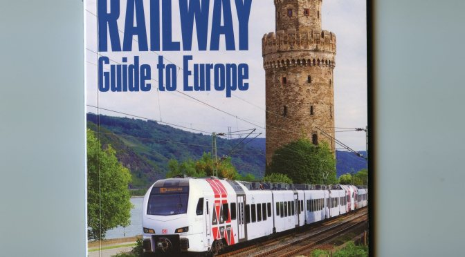 Brian Solomon's Railway Guide to Europe.