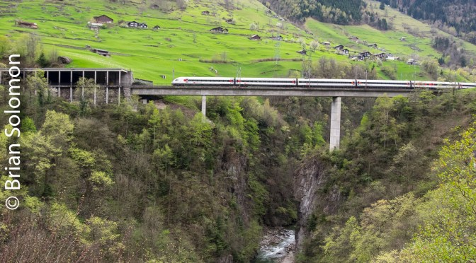 Gotthard Pass 15 April 2016—Two Years Ago Today.