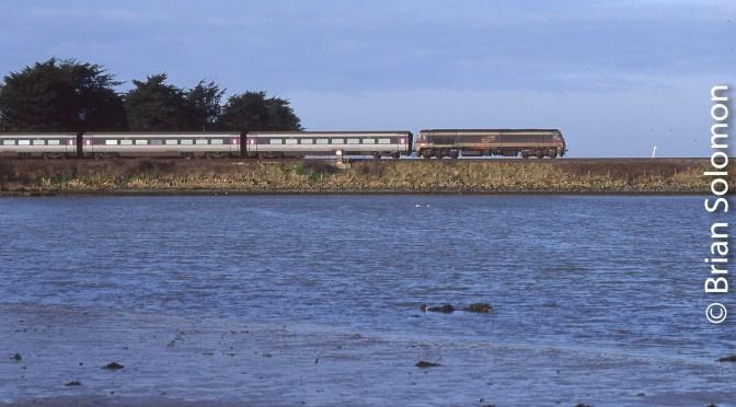 Class 201 Retrospective: Irish Rail 206, the first of the Enterprise 201s.