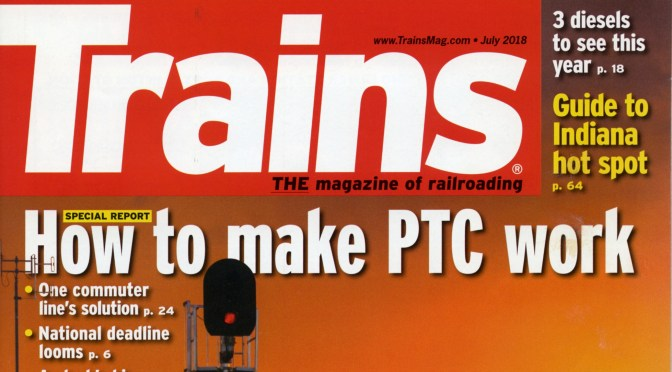 Tracking the Light EXTRA: Author's Advance of July Trains!