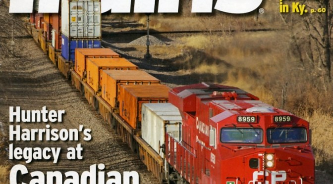 August Trains Magazine: Stupid Questions?