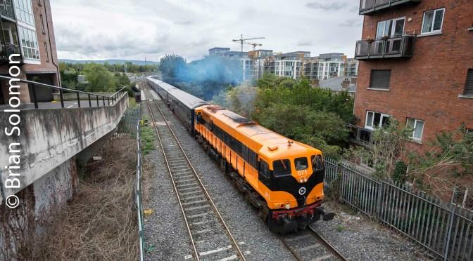 Irish Rail 071 Leads the Grand Hibernian—Variations on a Theme.