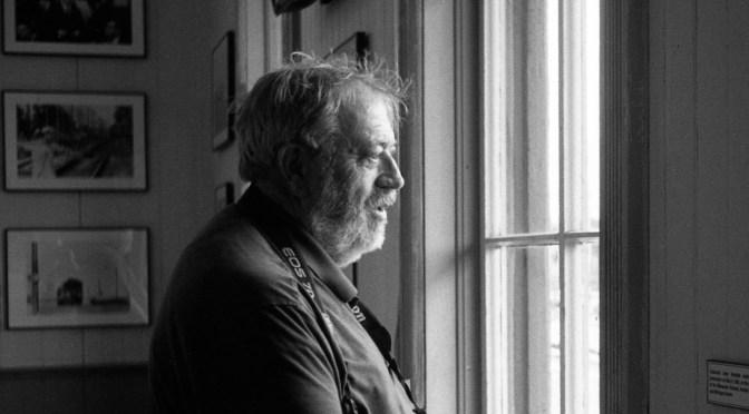 John E. Gruber 1936-2018.