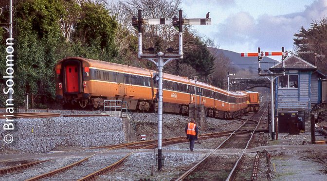 Mark3s, Semaphores and a Crow: Irish Rail at Killarney 14 Years Ago