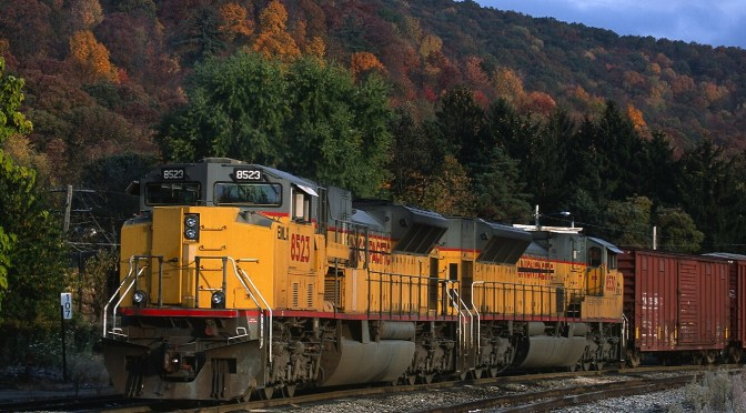 EMD Diesels on Film! BIG Slide Show THIS Thursday in Dublin.