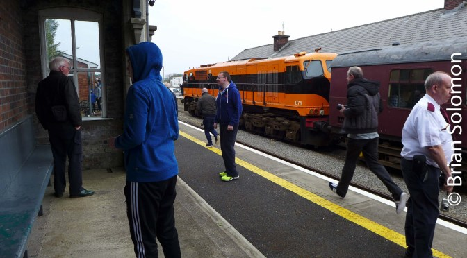 The West Awake Rail Tour—13 April 2019—Some Lumix views.