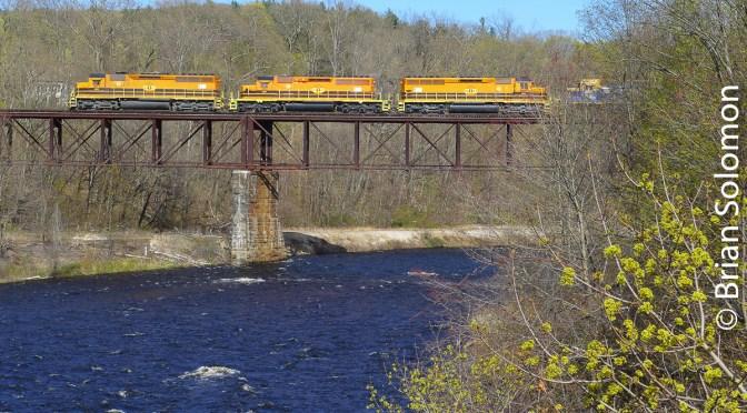 Millers Falls High Bridge—Revisited.
