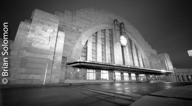 CinCinnati Union Station—17 Years ago.