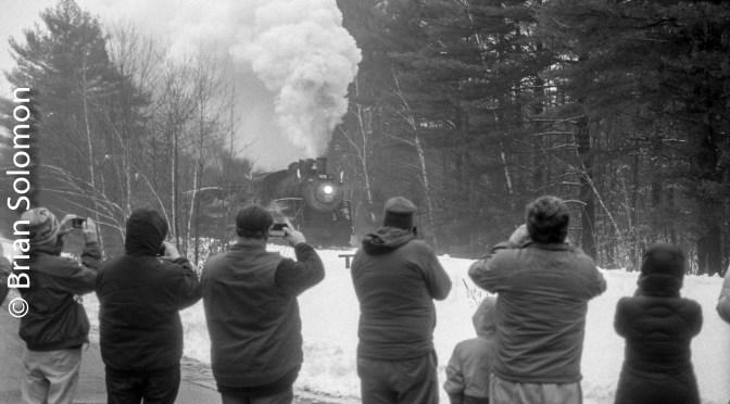Monochrome: Steam in the Snow on Czech Film