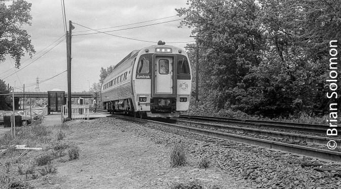 SPV2000 at Windsor Locks May 1985.