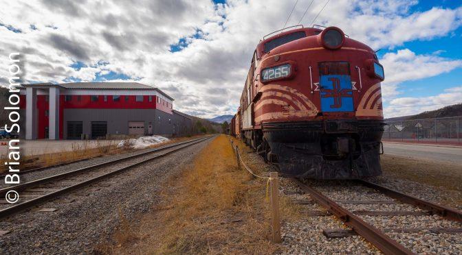 Gorham, New Hampshire Revisited.