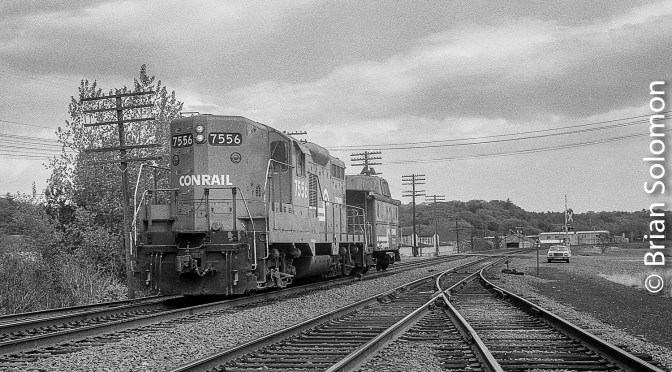Happy Birthday Conrail!