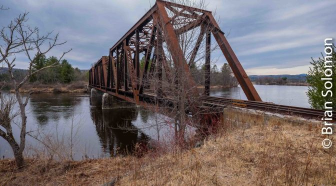 One of my Missing Connecticut River Bridges—