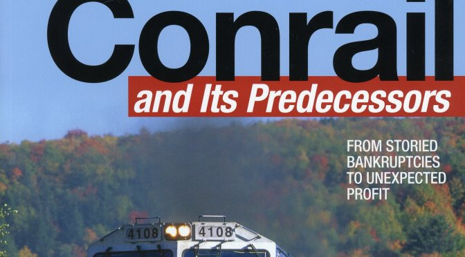 Conrail and its Predecessors.