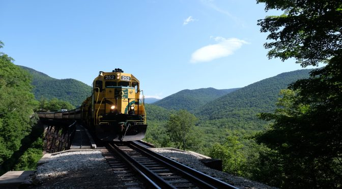 Introducing Conway Scenic's Mountaineer