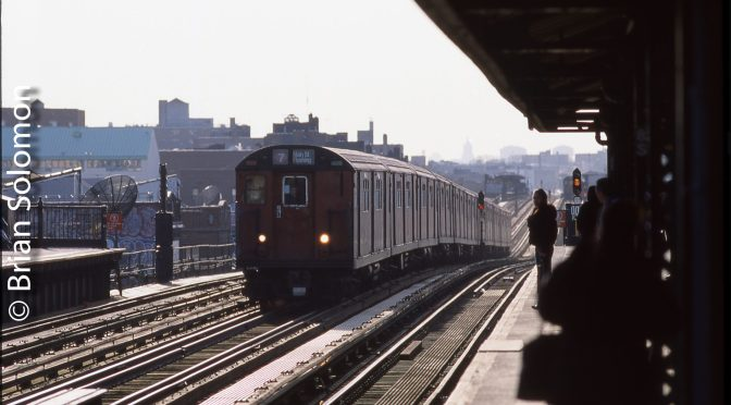 NYCTA—Flushing LIne March 2003