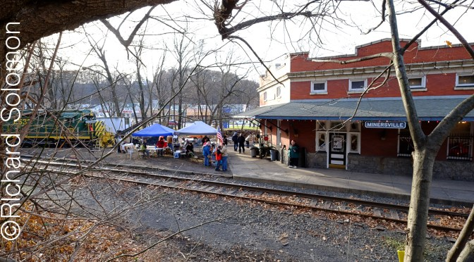 Minersville Station