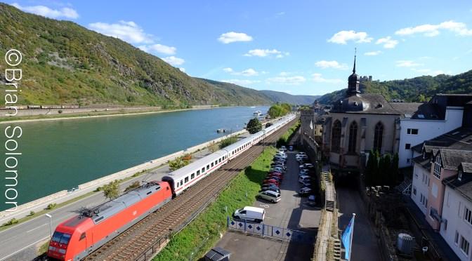 12mm view at Oberwesel,