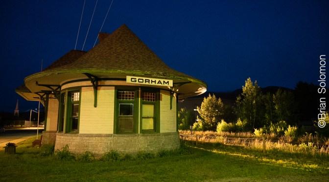 Gorham by Night