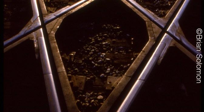 Glinty Diamond on Kodachrome