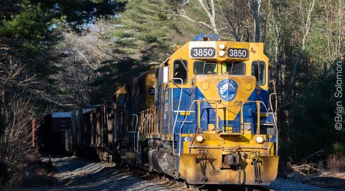 New England Central 3850 Retrospective.