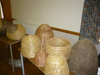 Skeps of different types