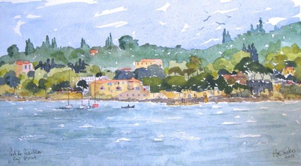 Port Passable at Villefranche
