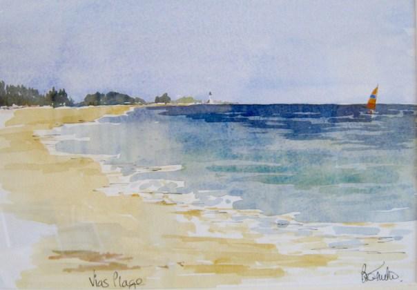Vias plage