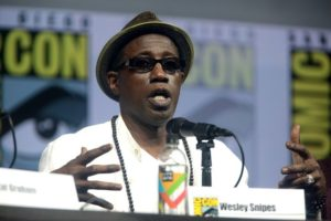 Wesley Snipes' Tax Problems