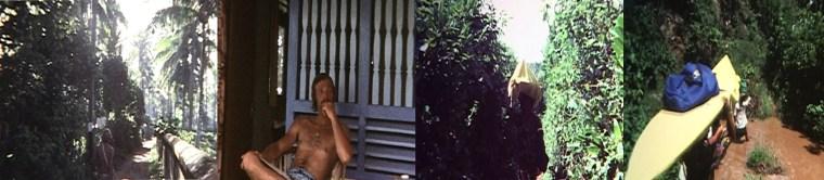 Bali 1978 Mosiac