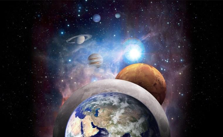 earth-moon-mars
